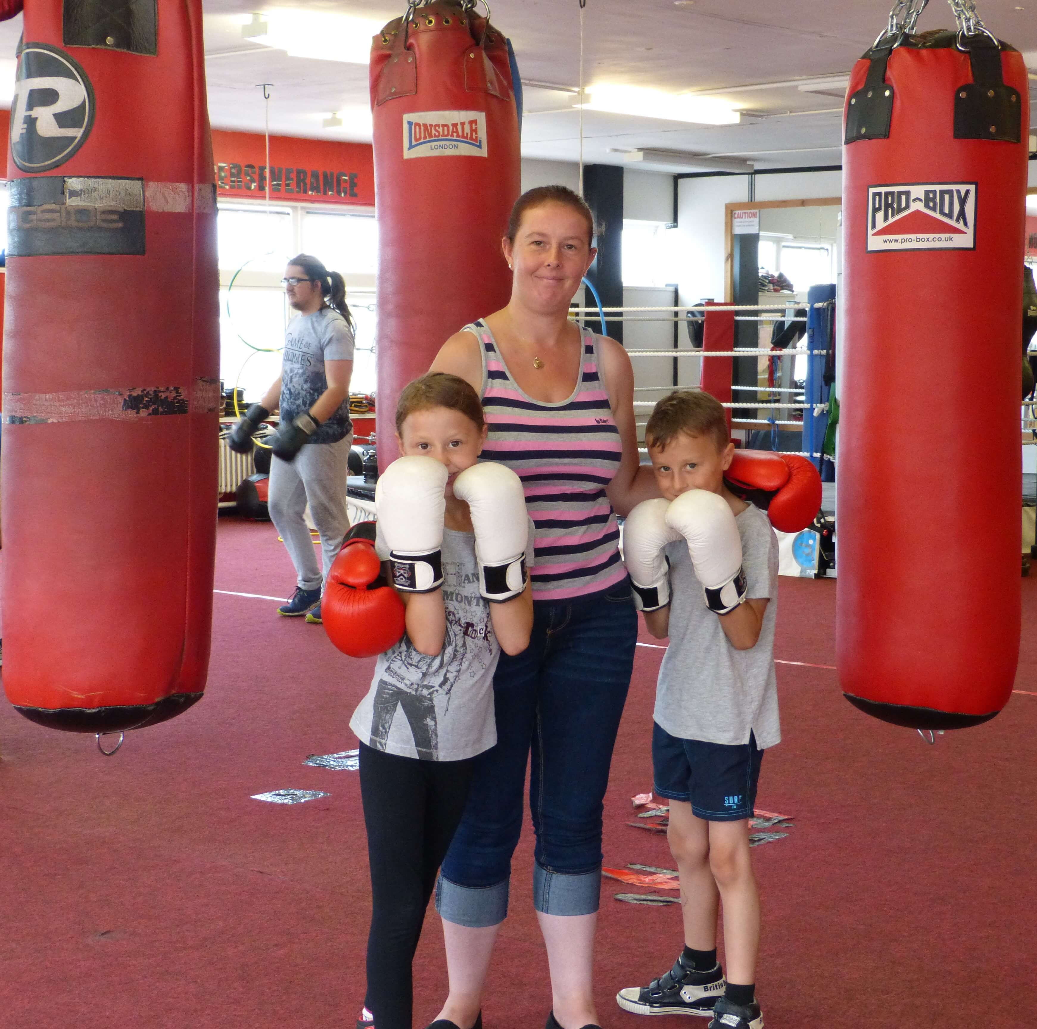 Boxing clever to help Grimsby families