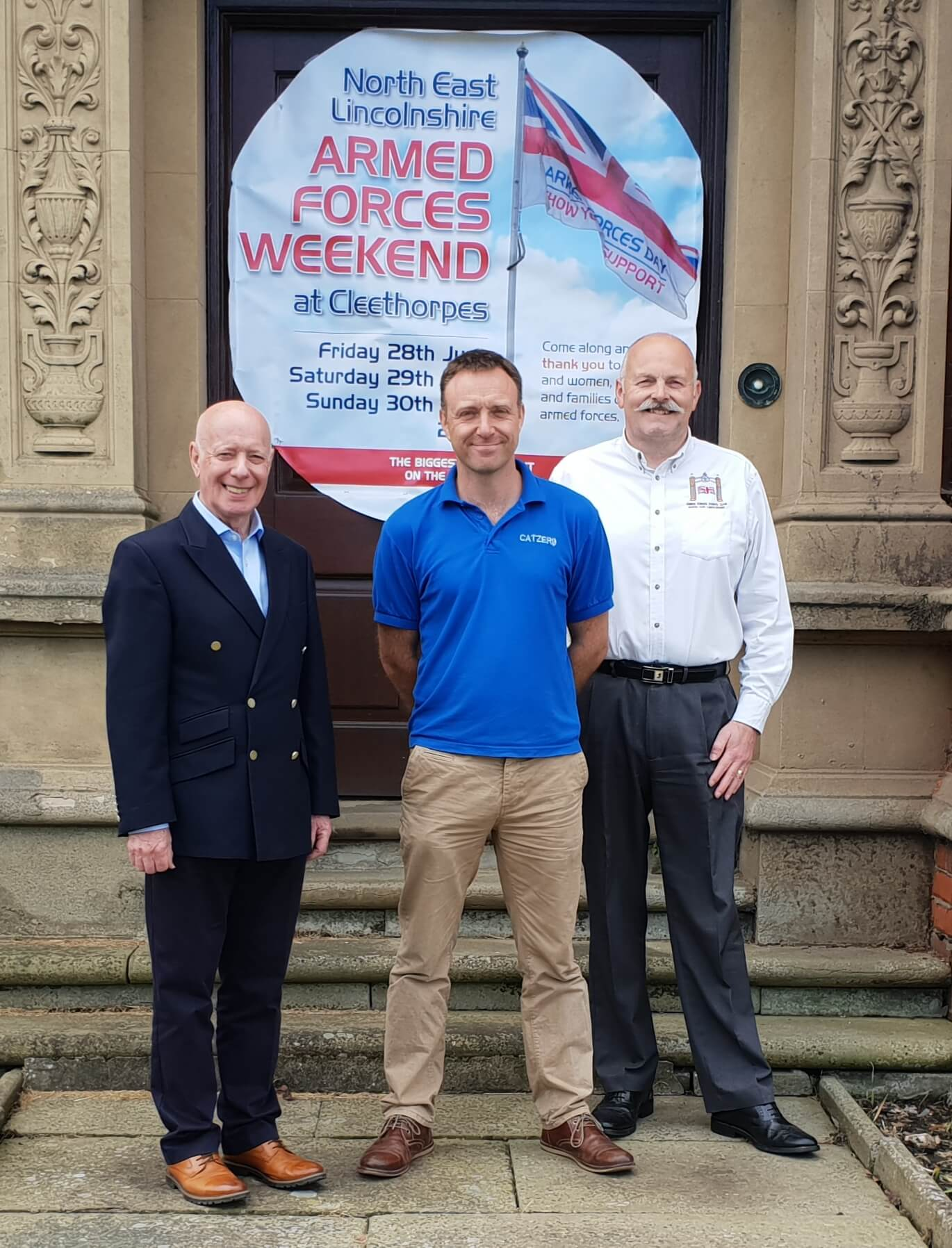 Veterans to benefit from new South Humber programme