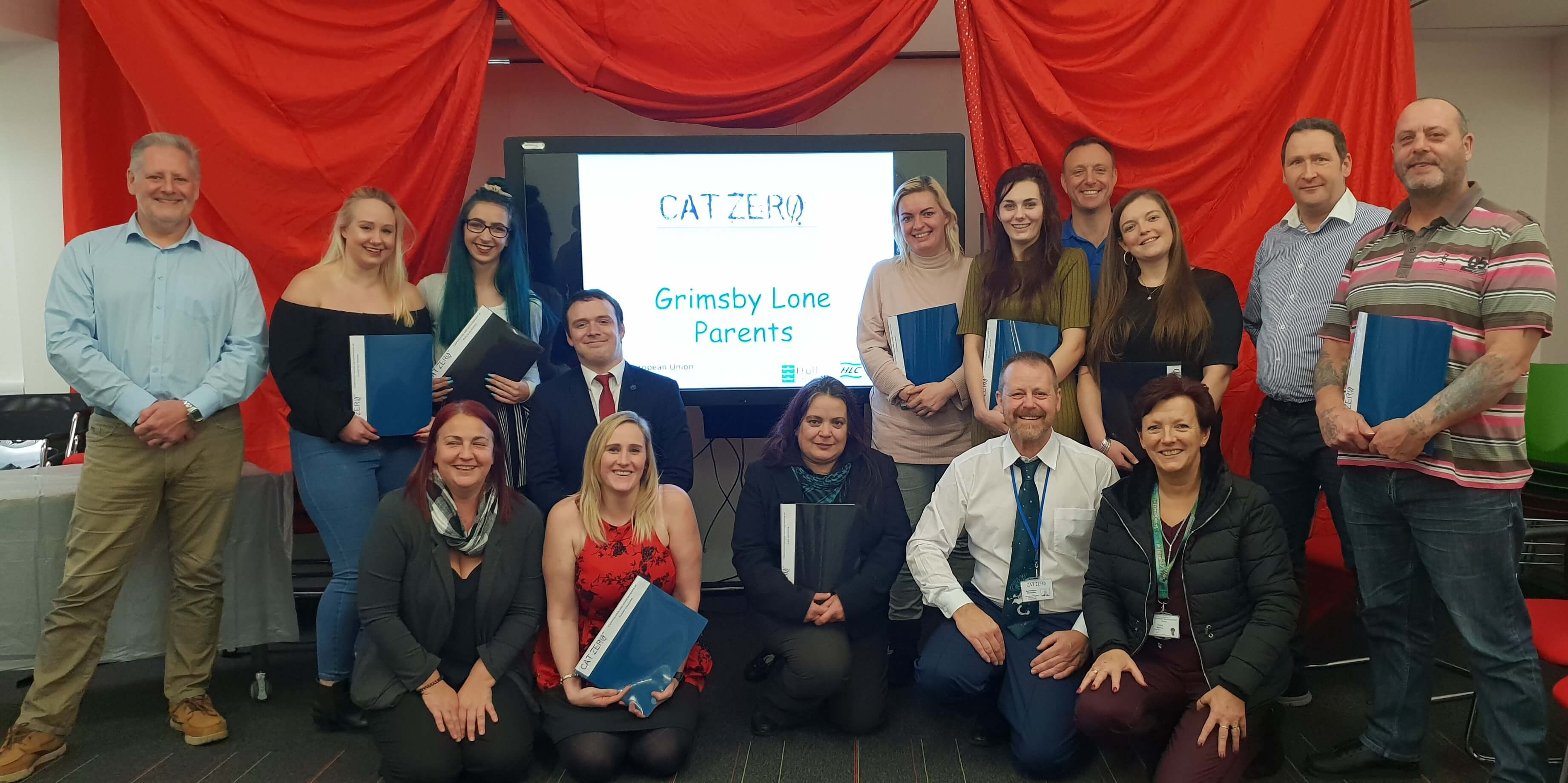 Grimsby lone parents group 2019